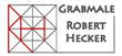 Grabmale Robert Hecker